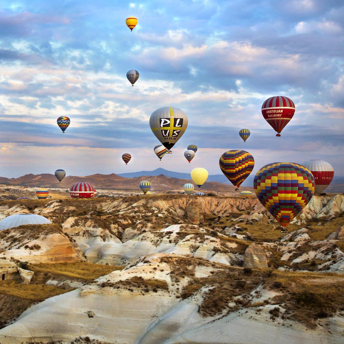 Cappadocia Comfort Balloon Tour