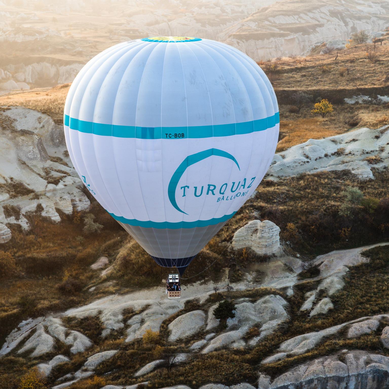 Cappadocia Private Balloon Tour