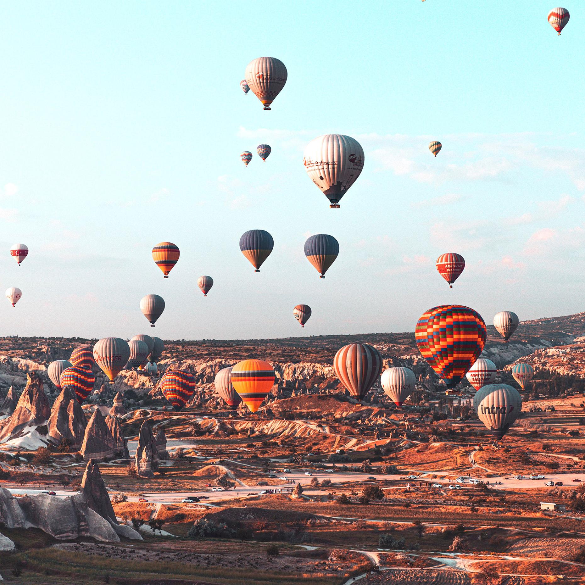 Cappadocia Standart Balloon Tour