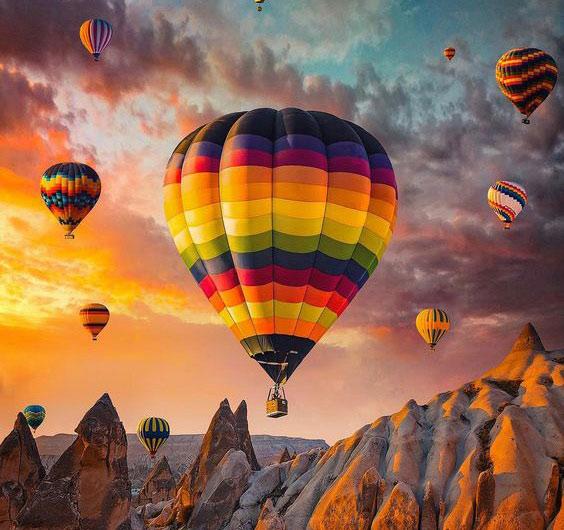 Cappadocia Hot Air Balloon Price