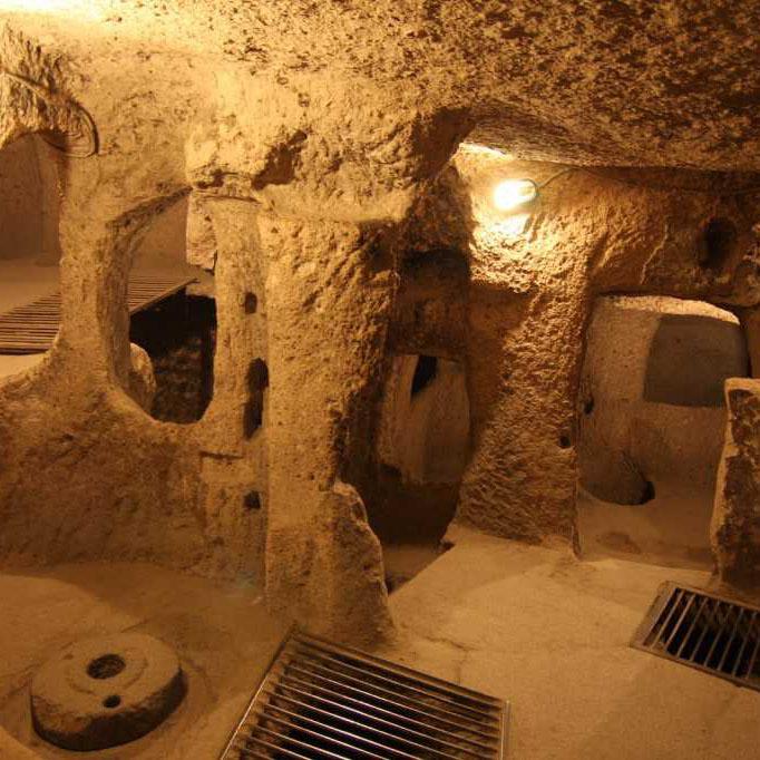 Cardak Underground City